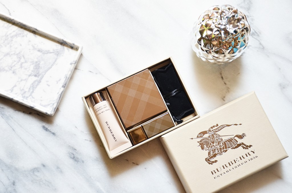 Burberry Beauty Box Review And Swatches