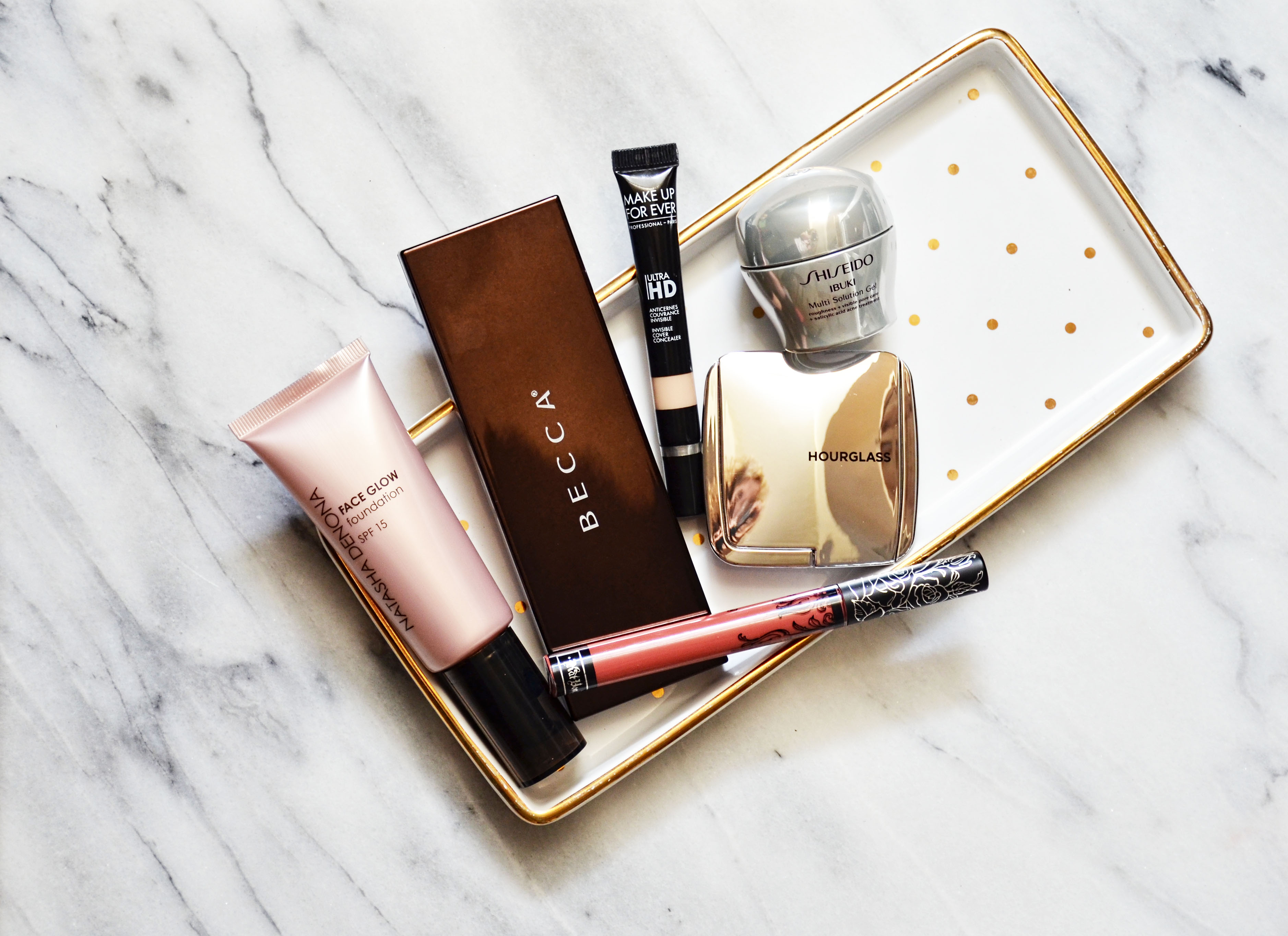 Janfaves January Makeup Favorites
