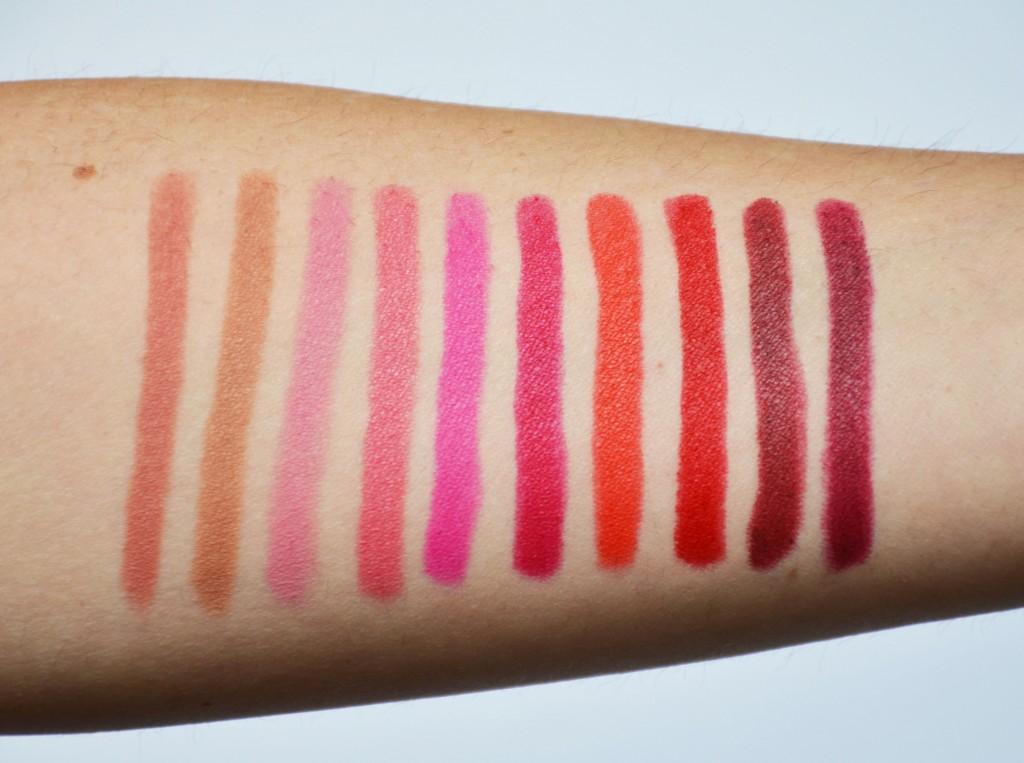 Color Design Matte Lip Crayon by Lancôme #14