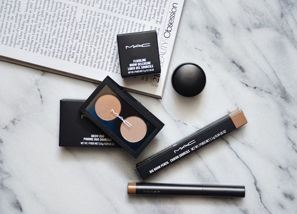 Mac Cosmetics Brows Are It Collection Makeup Sessions