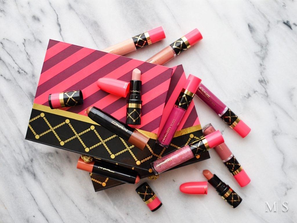 Mac Nutcracker Sweet Lip Kits - Makeup