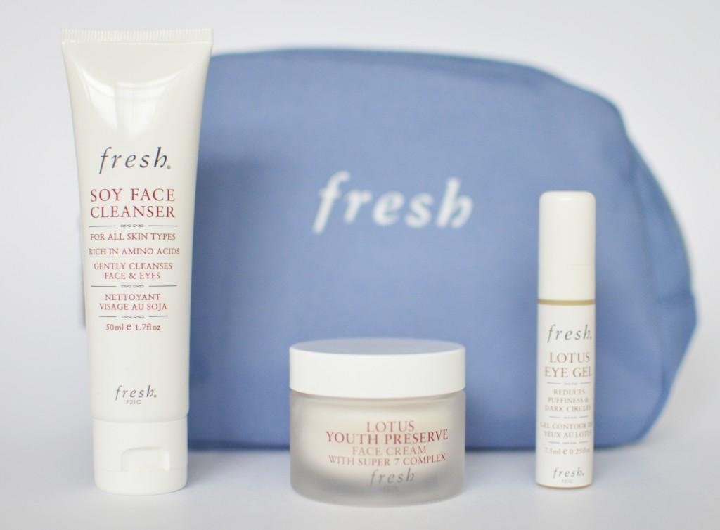 Quick Review Fresh Lotus Youth Preserve Skincare Vital