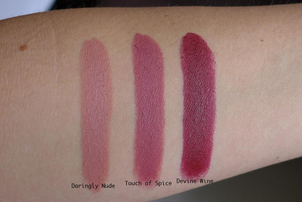 quick review maybelline creamy matte lipsticks makeup