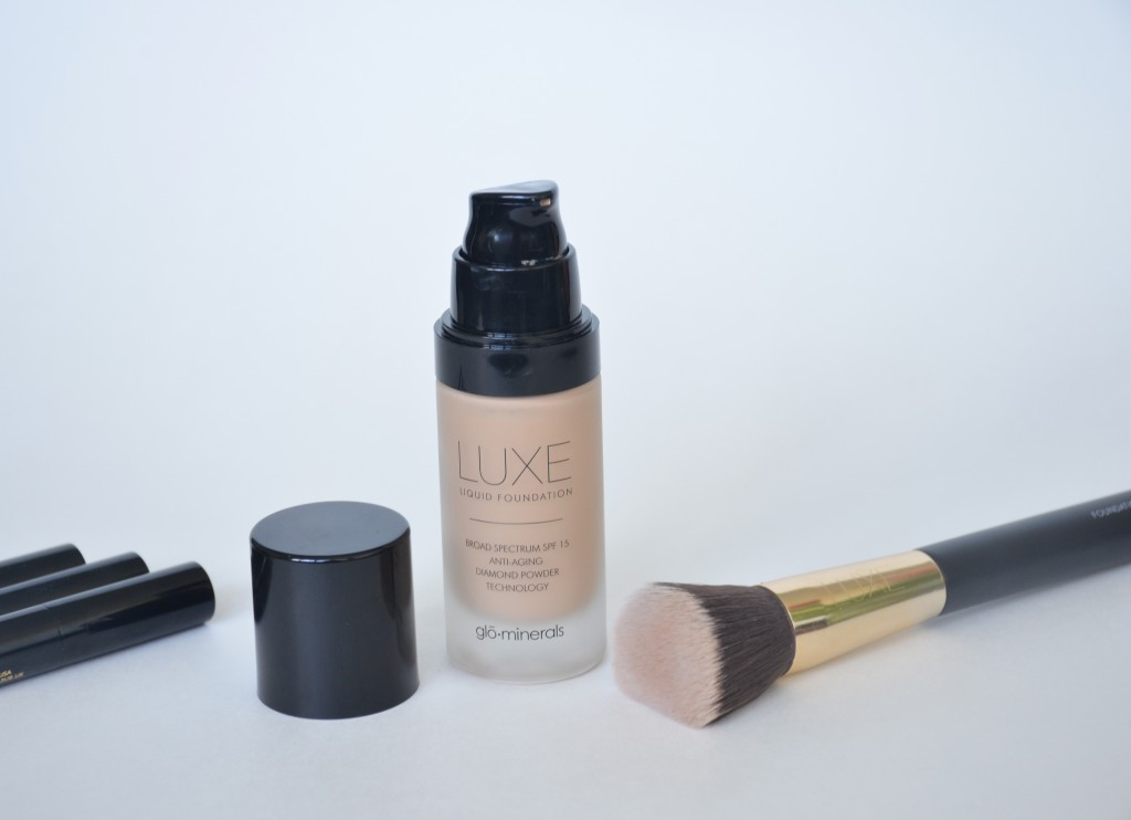 Glo Minerals Makeup Sessions