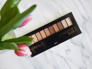 Budget Buy: Loreal La Palette Nude 1 - Makeup-Sessions