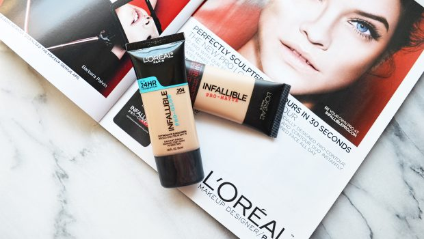 I've been a big fan of L'oreal foundations for years. I think my first ever foundation that I purchased was the True Match followed by the True Match Lumi ...