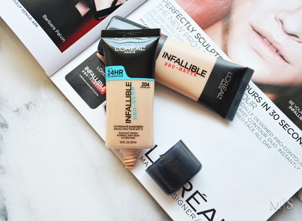 Infallible Pro-Glow Foundation by L'Oreal #21