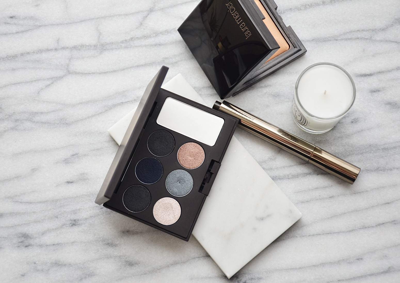 Laura Mercier Editorial Eye Palette Intense Clays Makeup Sessions