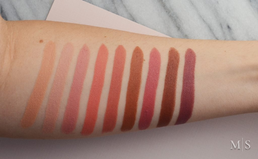 maybellineswatches
