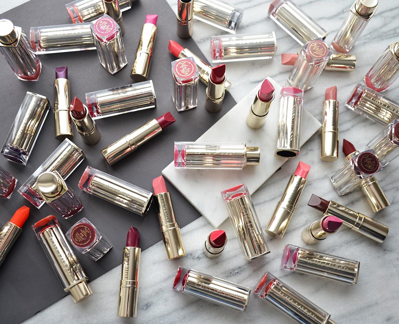 Estee Lauder Pure Color Love Lipsticks - Makeup-Sessions