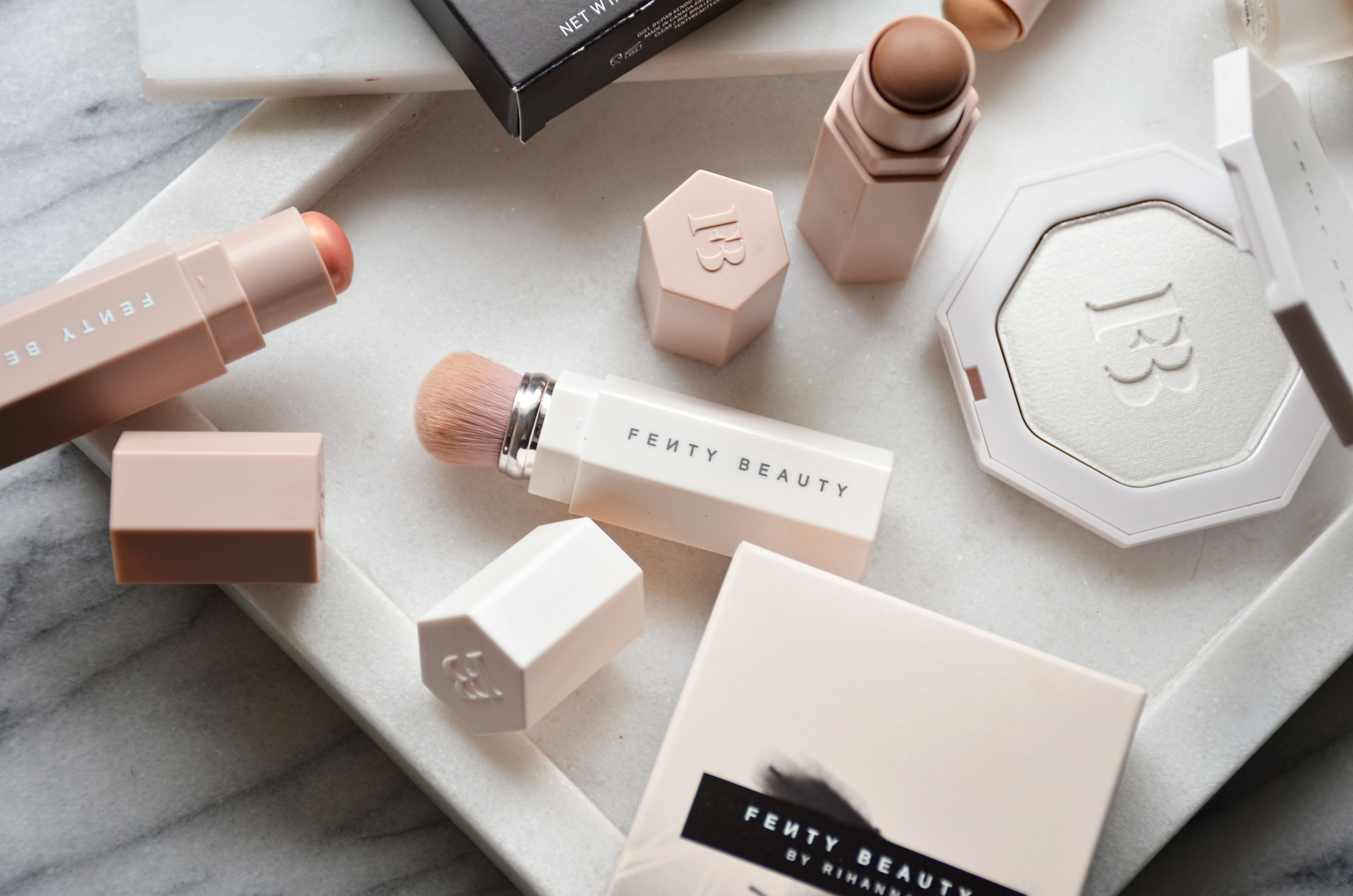 Fenty Beauty Review & Swatches