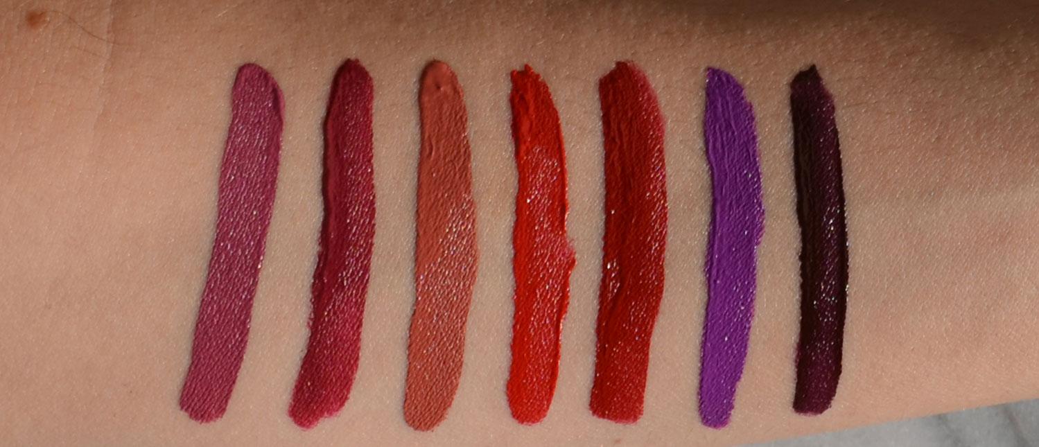 Artist Liquid Matte Lipstick by Make Up For Ever #9