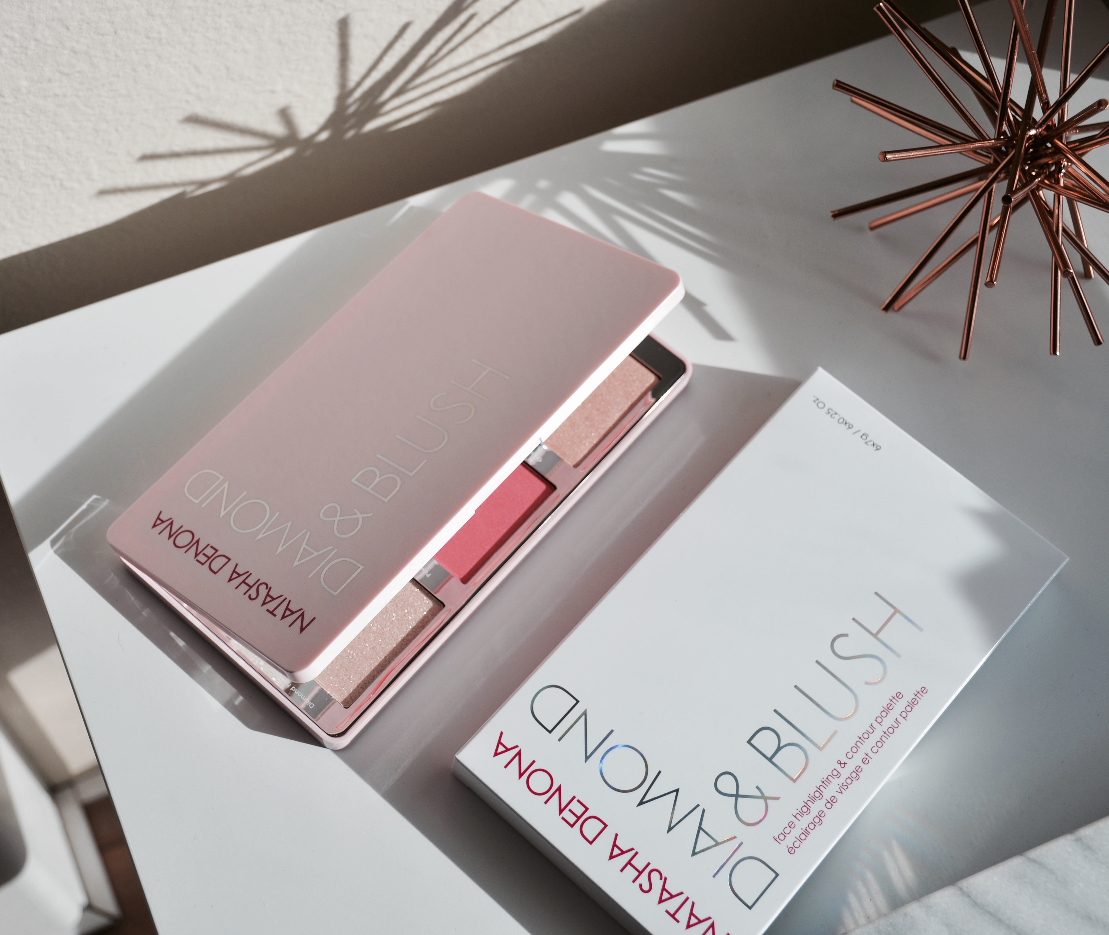 Natasha Denona Darya Diamond & Blush Palette
