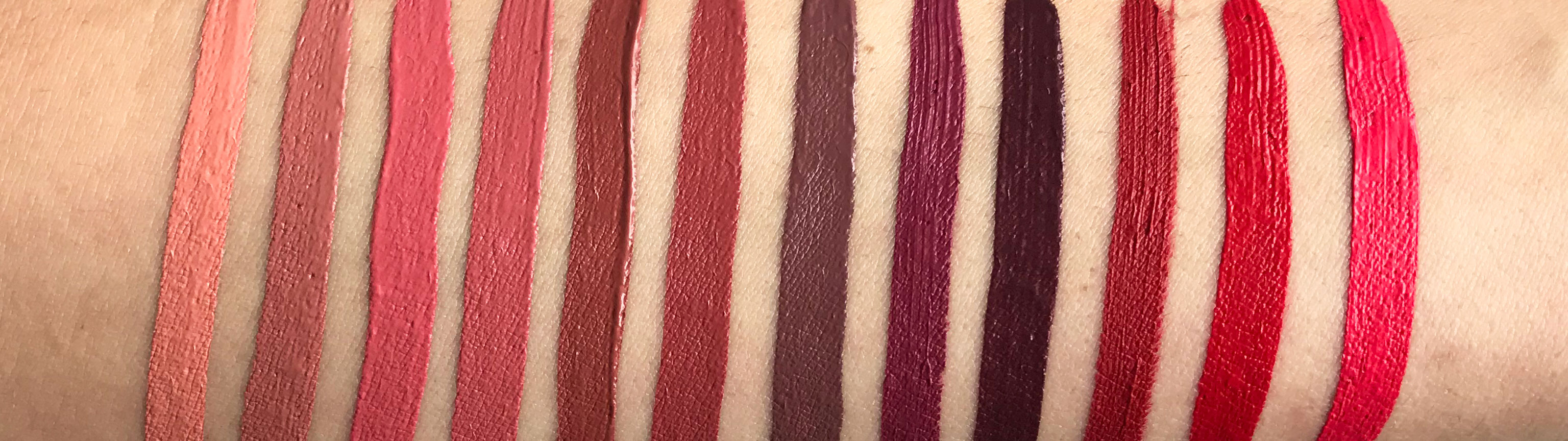 Flower Beauty Miracle Matte Liquid Lip Color Makeup Sessions