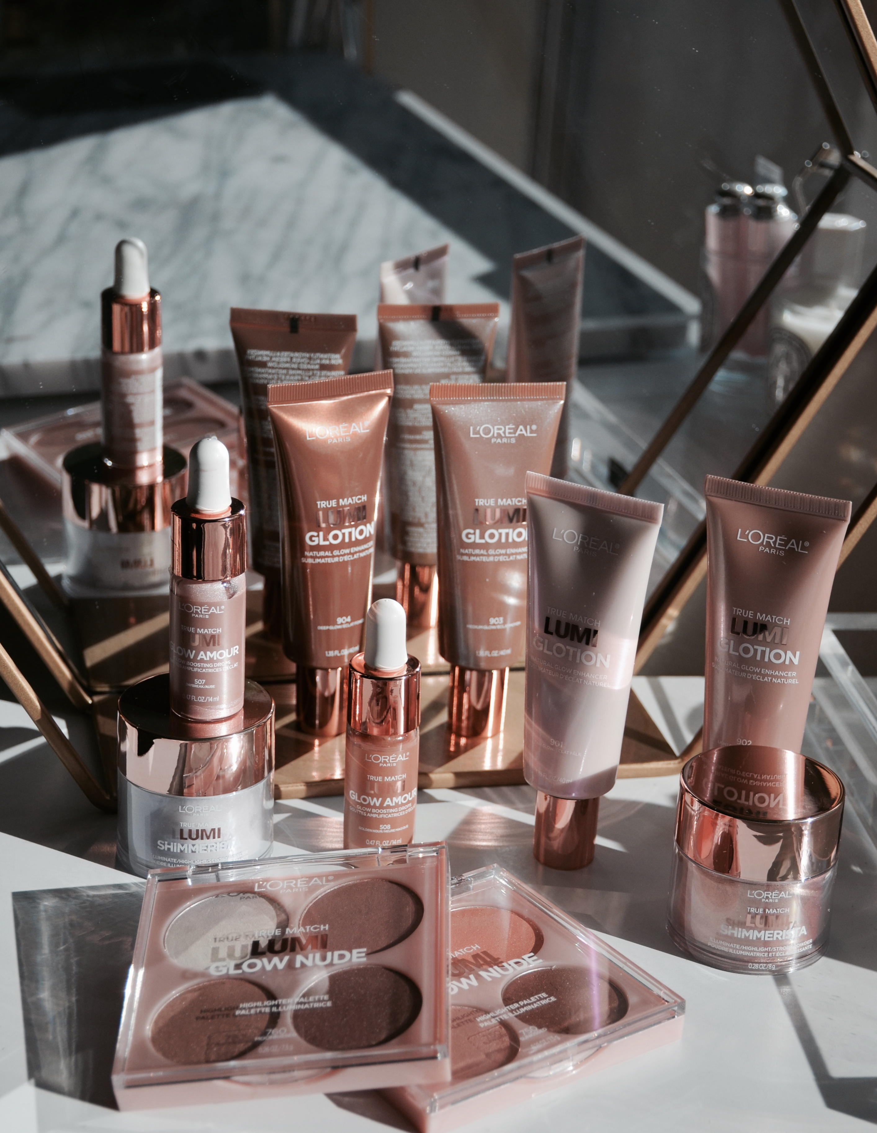 L'oreal True Match Lumi Collection