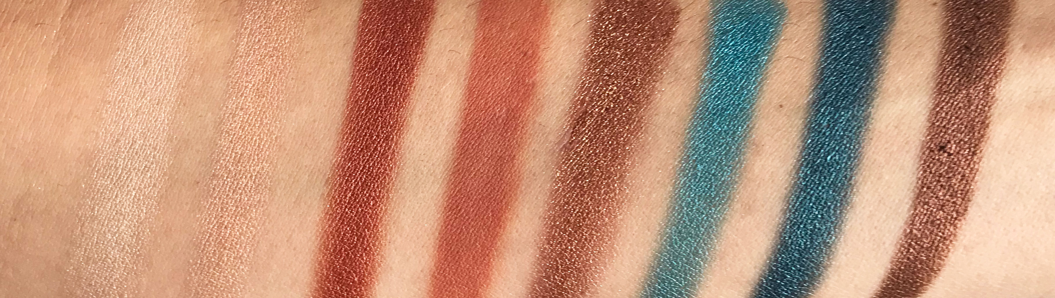 Beached Eyeshadow Palette by Urban Decay #19