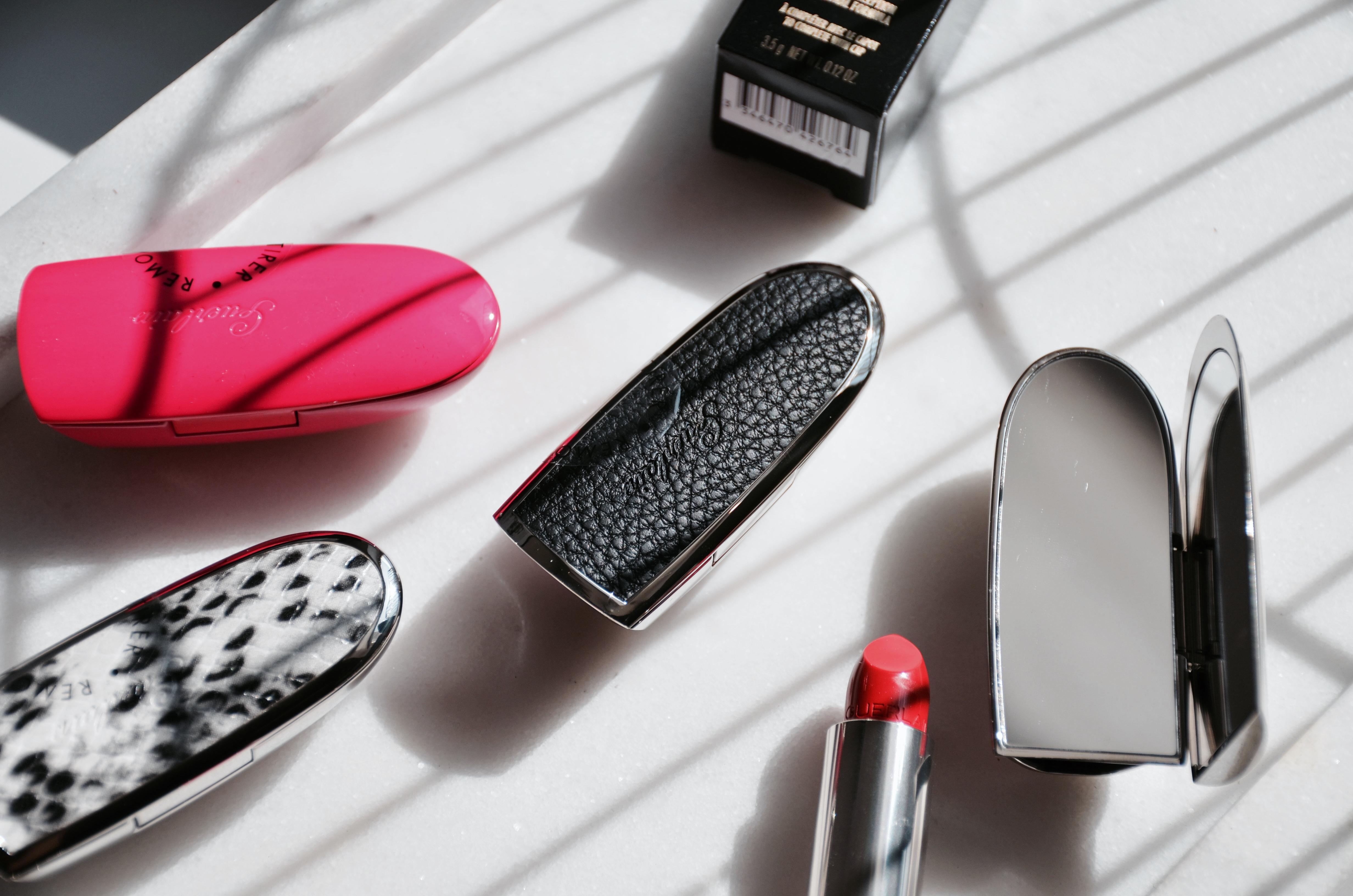 Guerlain Rouge G Customizable Lipstick