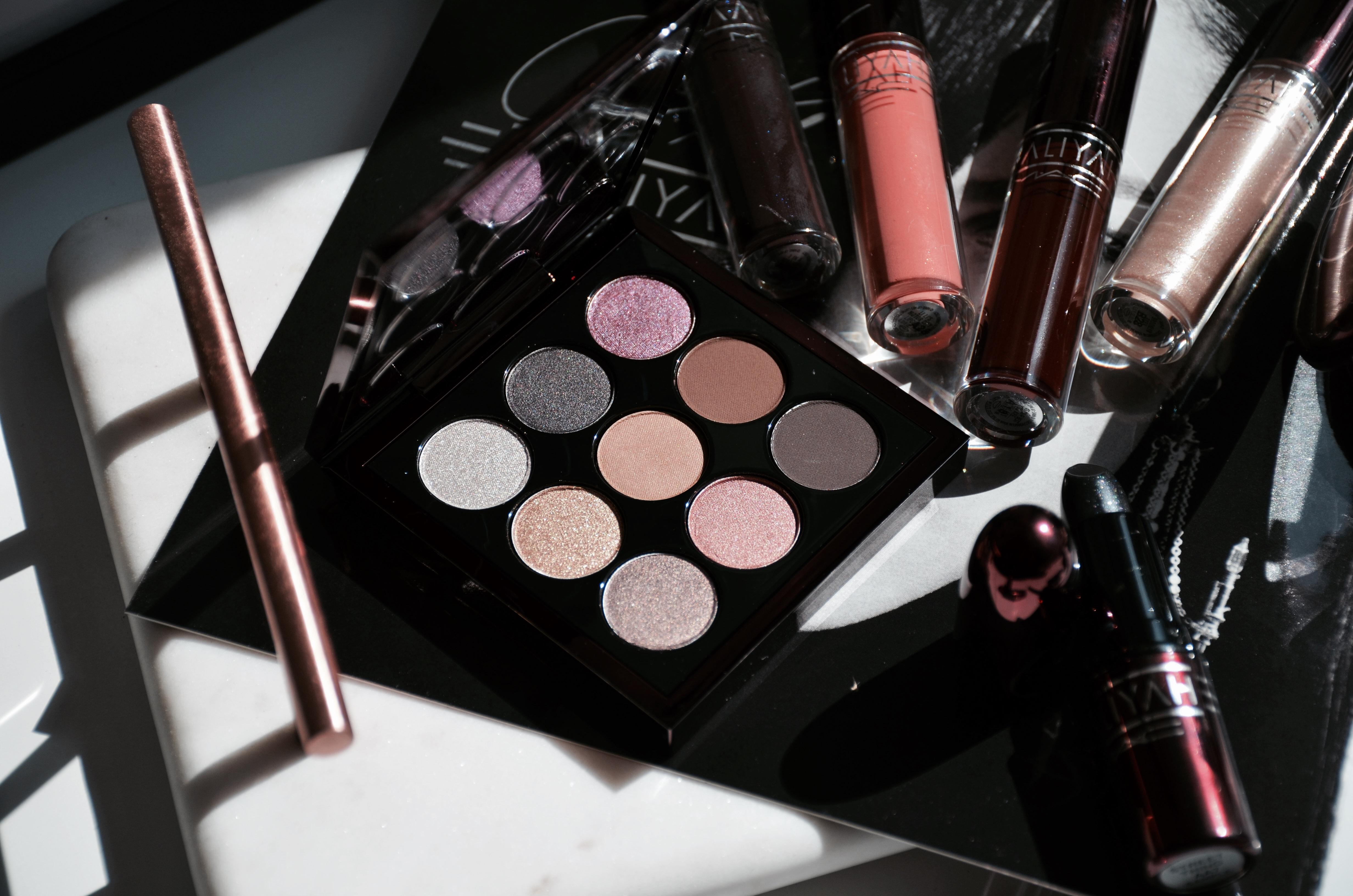 MAC Aaliyah Collection