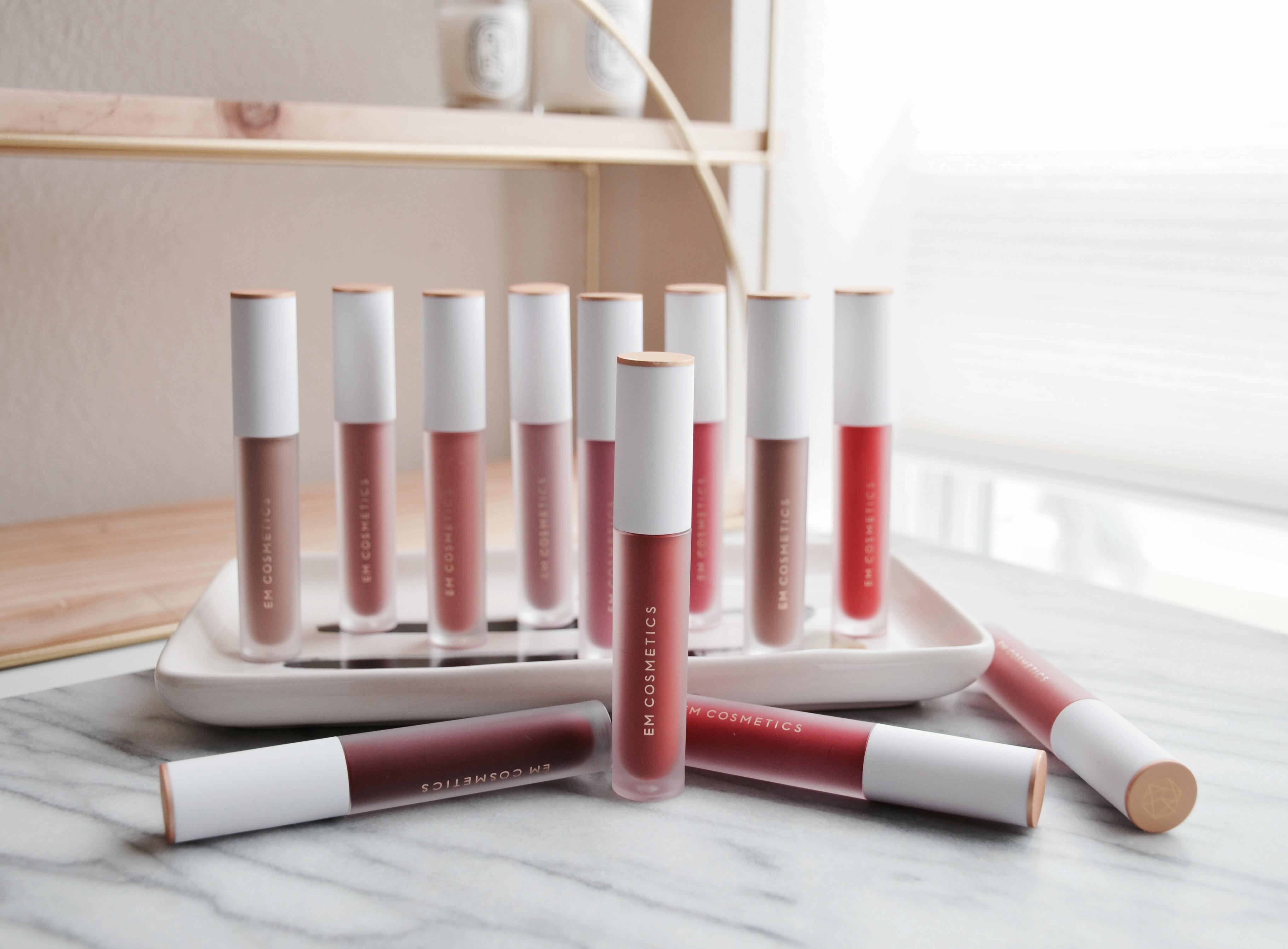 EM Cosmetics True Gloss