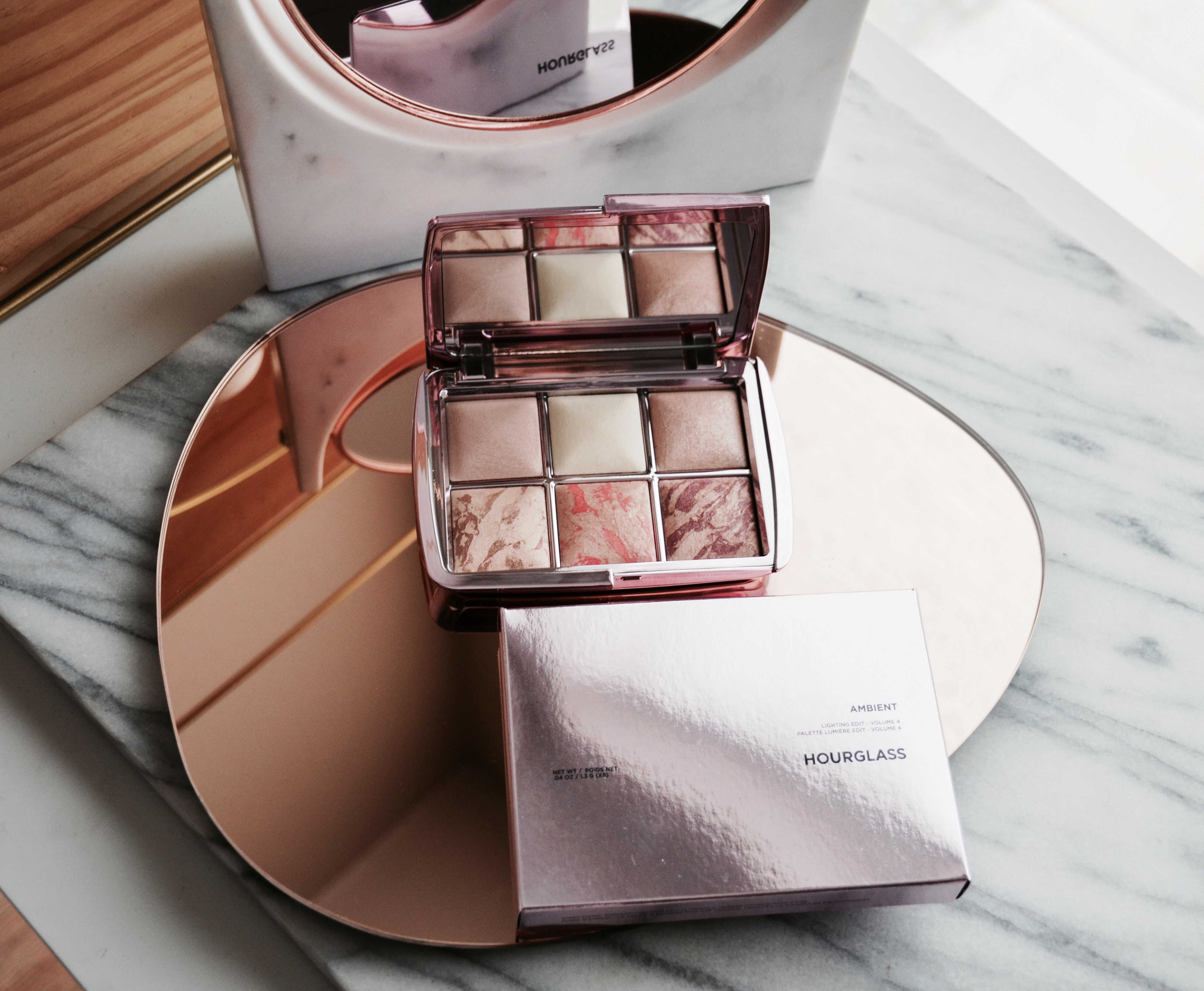 Hourglass Ambient Lighting Edit Volume 4