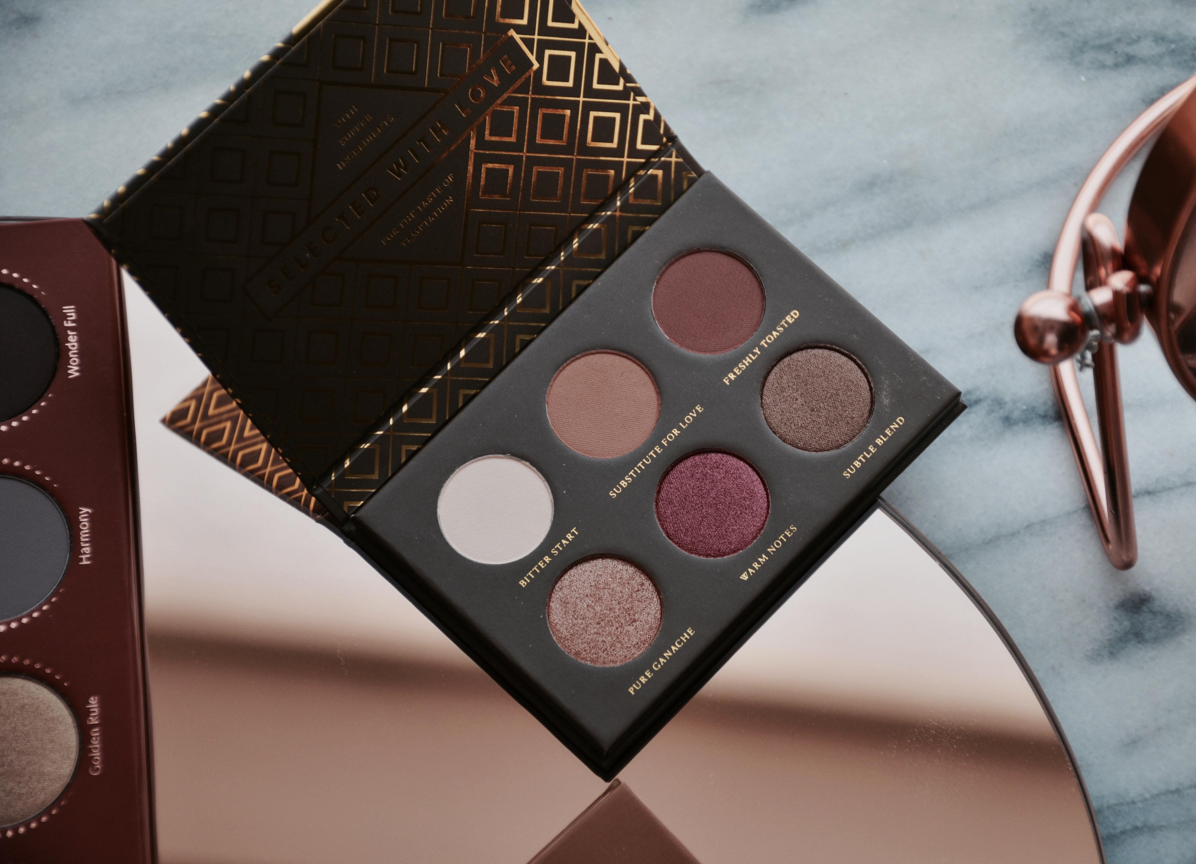Zoeva Cocoa Blend Voyager Palette