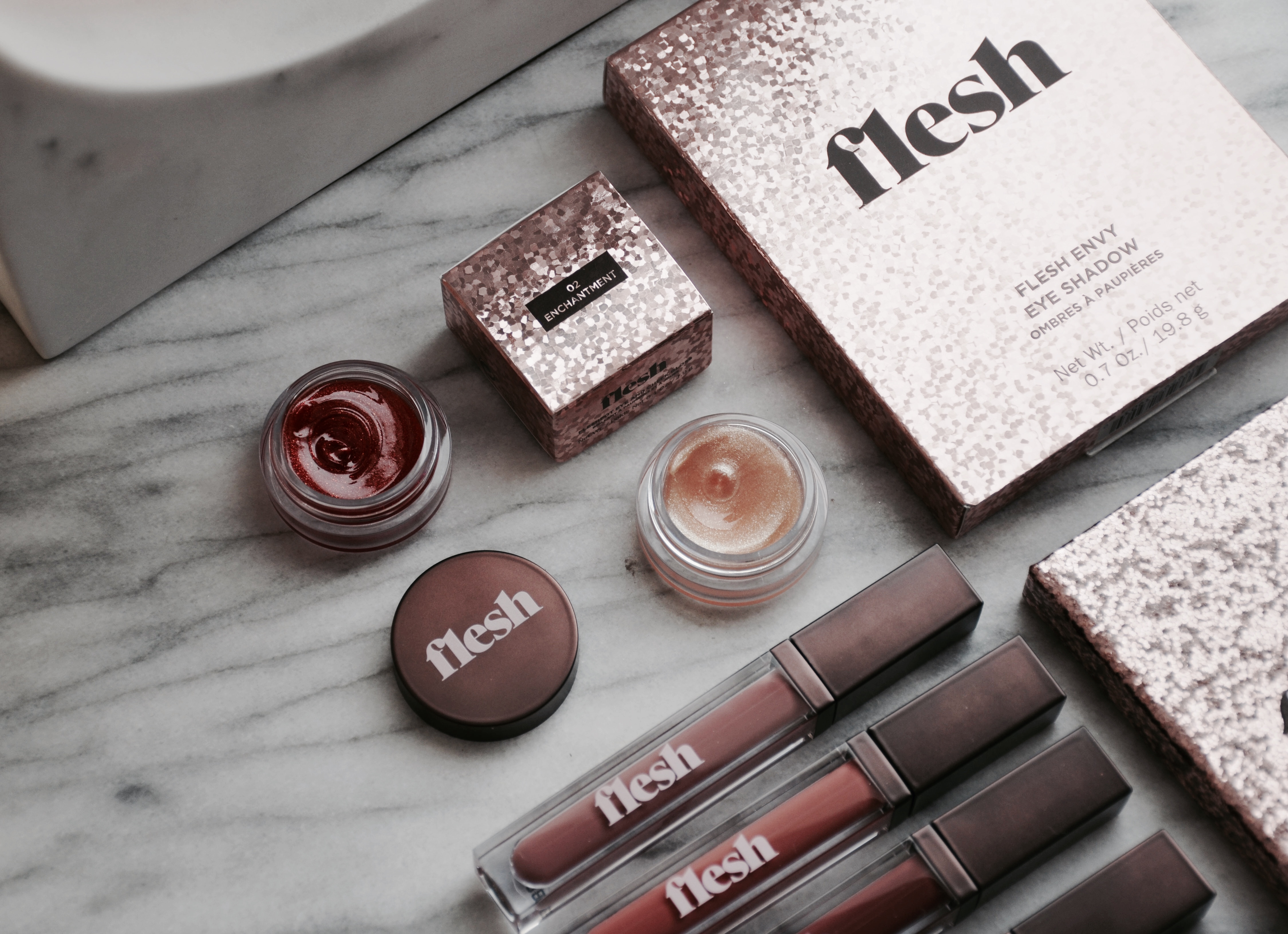 Flesh Beauty Holiday 2018 Collection