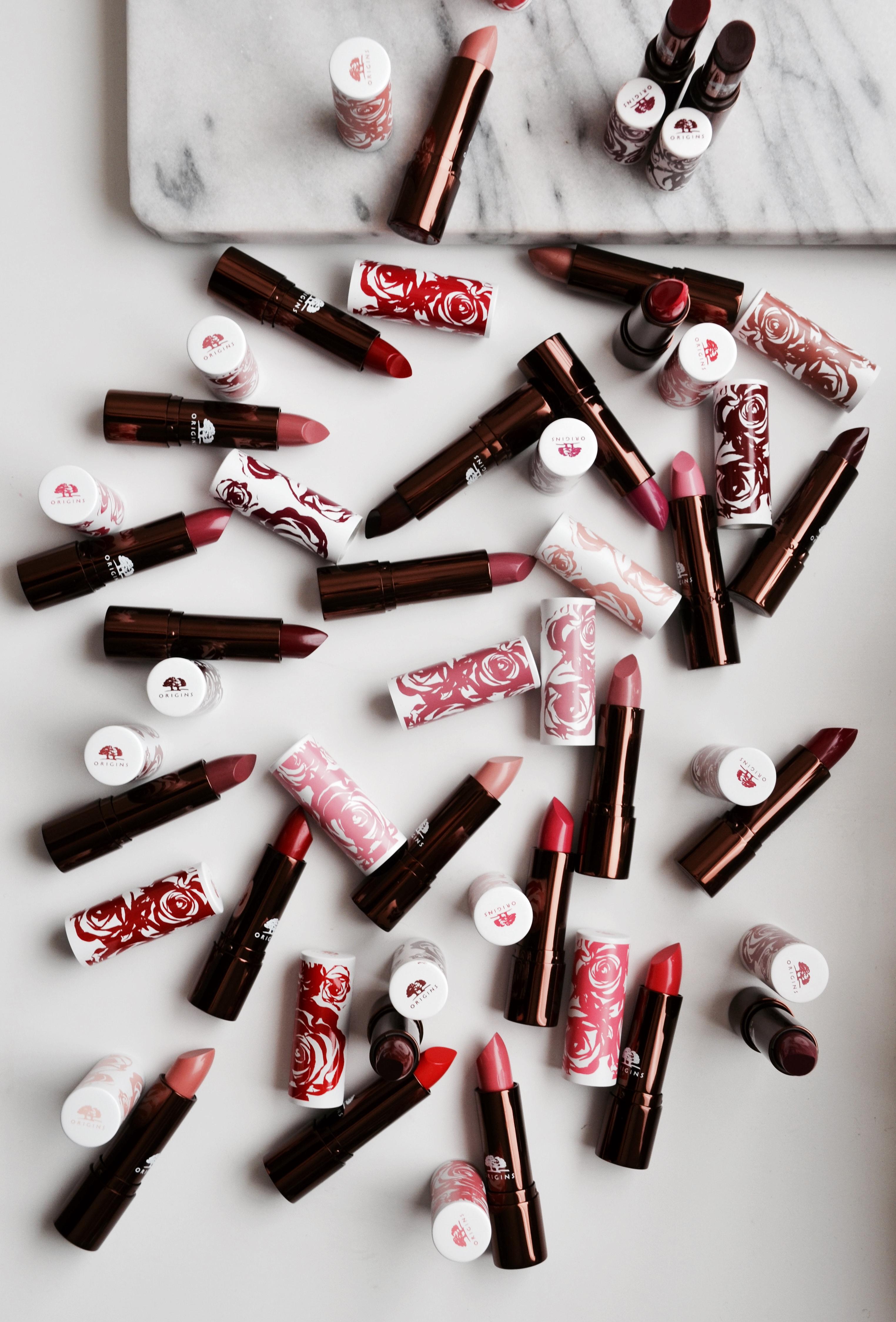 Blooming Bold Lipsticks