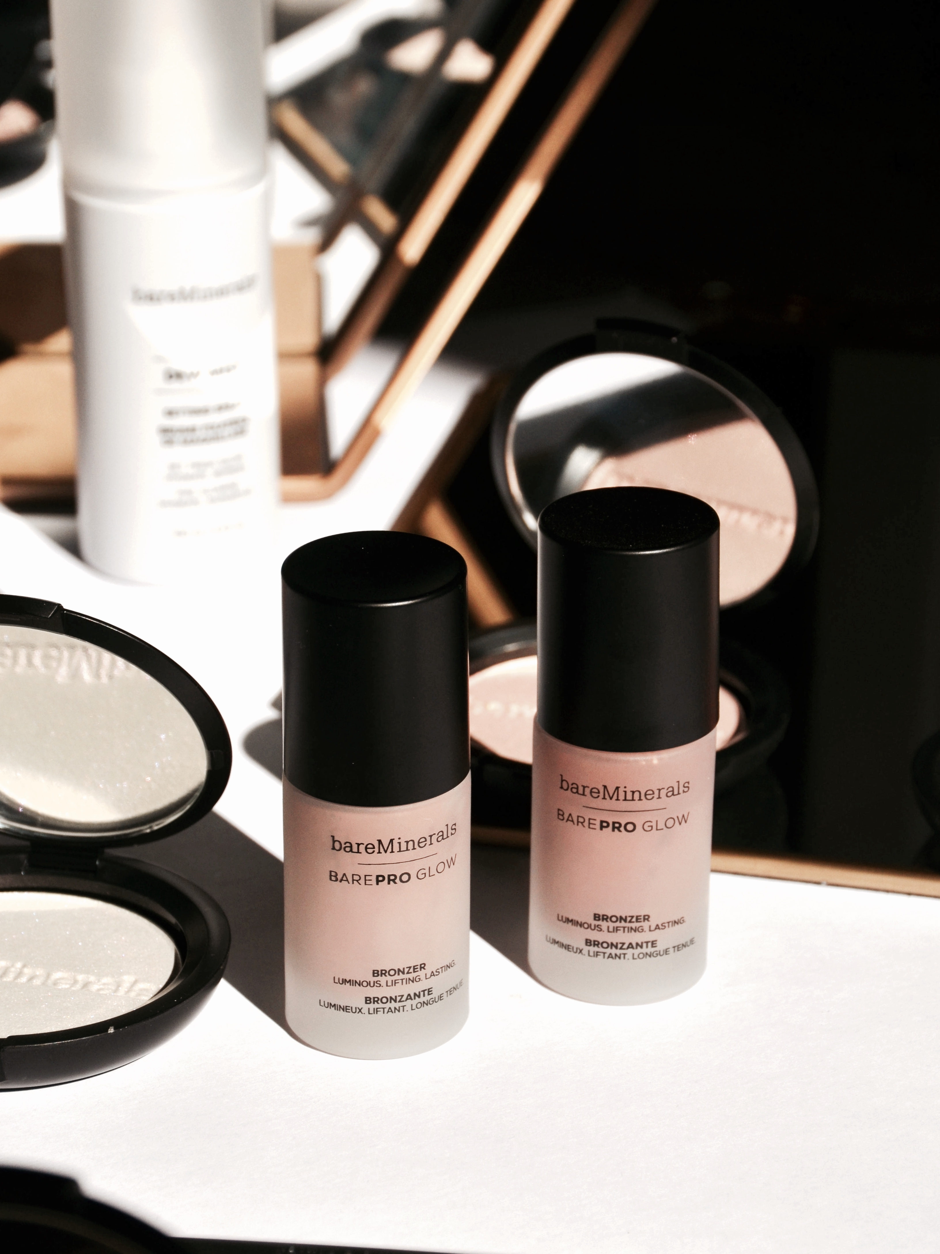 bareMinerals Clean Glow Collection