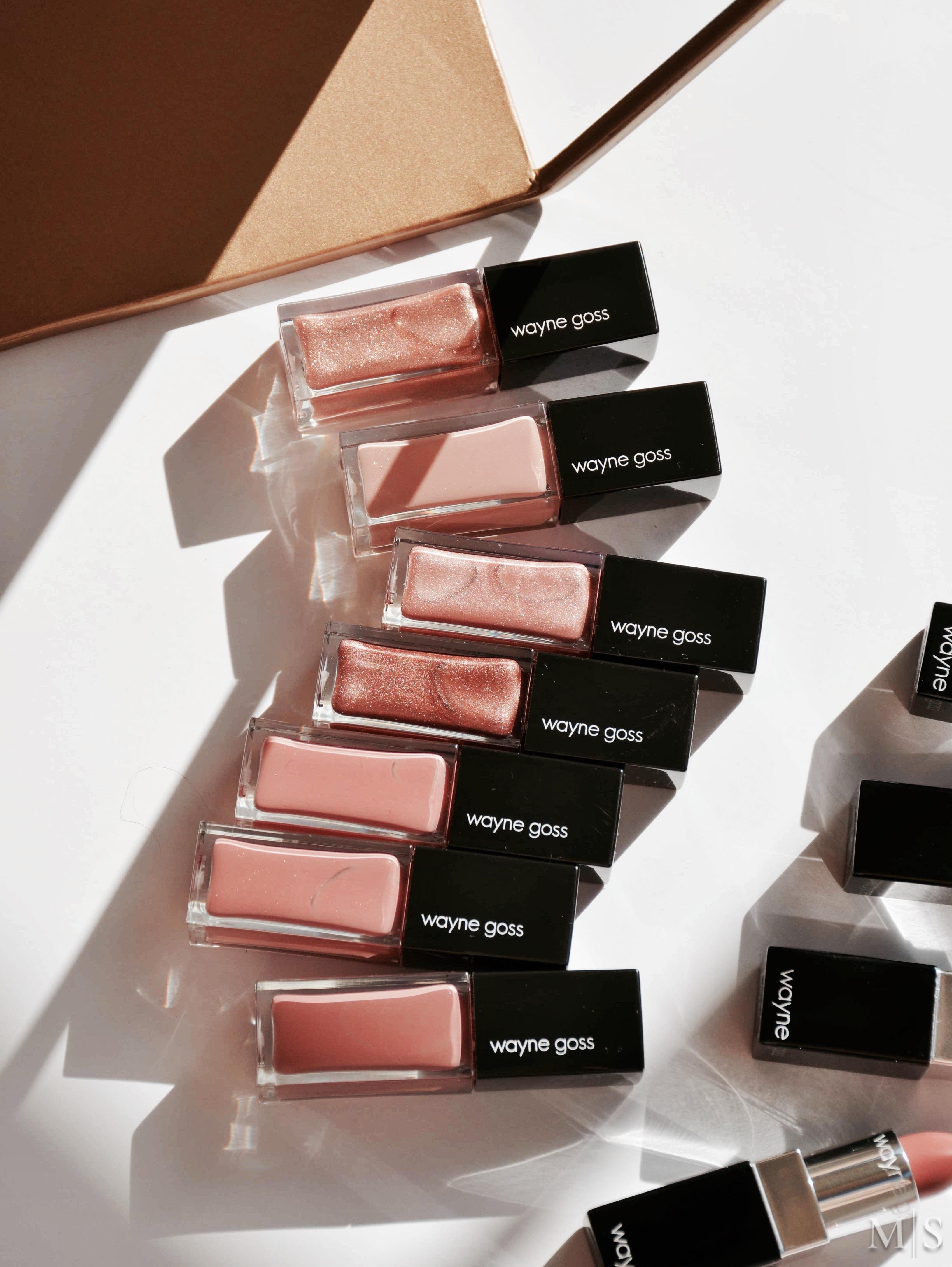 Wayne Goss Luxury Lip Collection